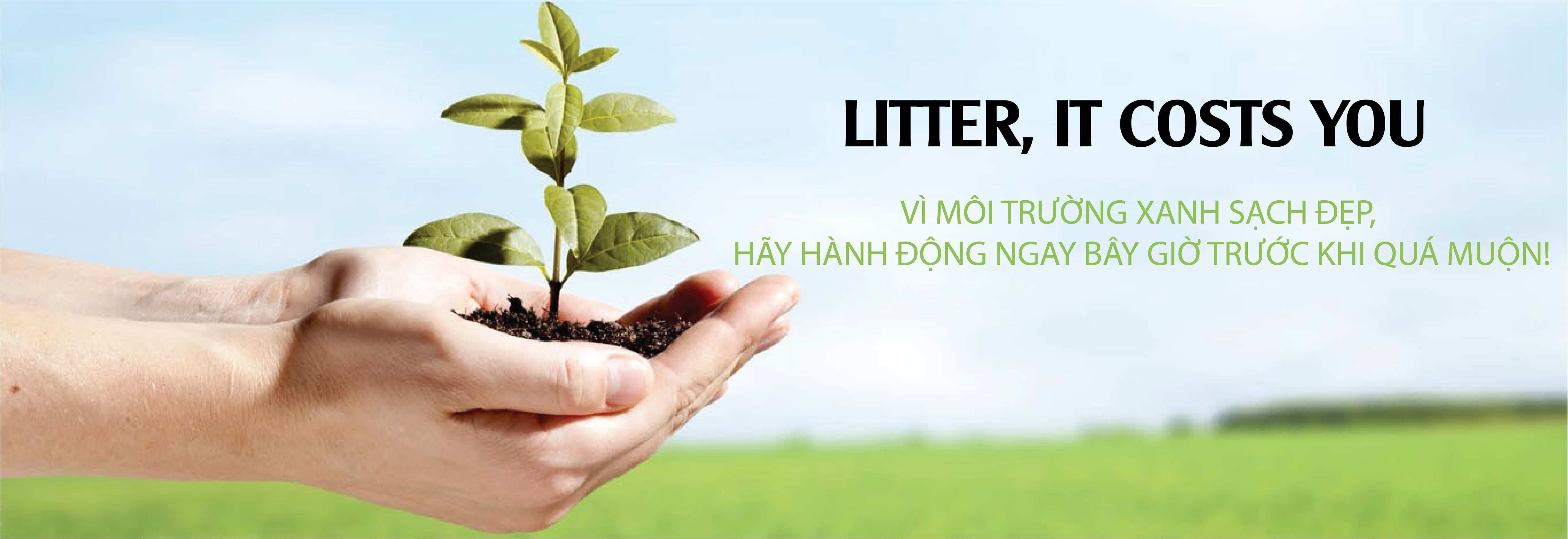 Litter, it costs you