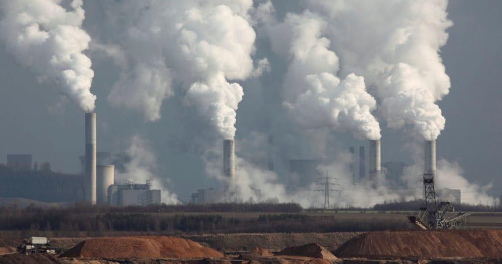Khí CO2 tăng