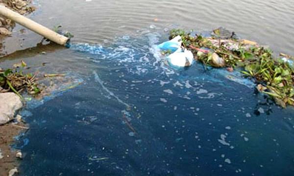 ô nhiễm nước