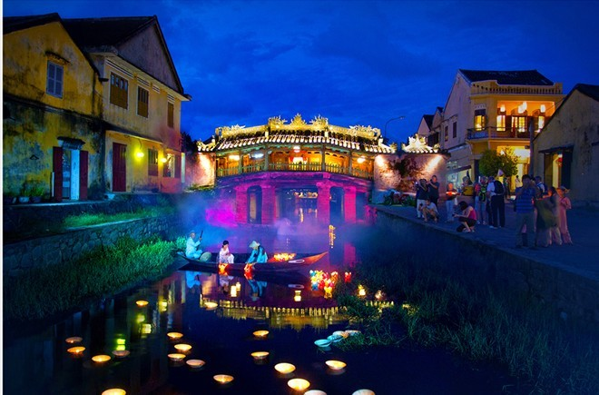 Đêm Hoa Đăng ở Hội An, Quảng Nam