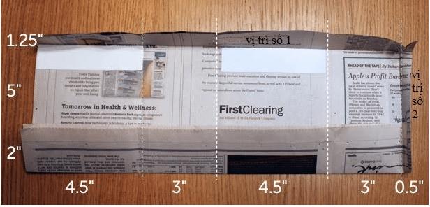 Cách làm túi giấy