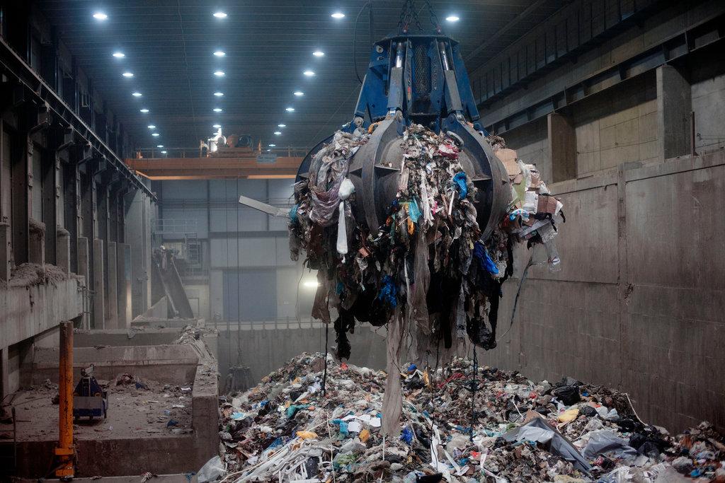 Tái chế rác thải ở Đức