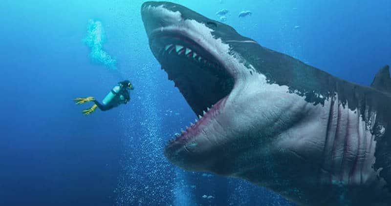 Cá mập Megalodon