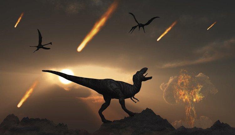 Sự tuyệt chủng của khủng long