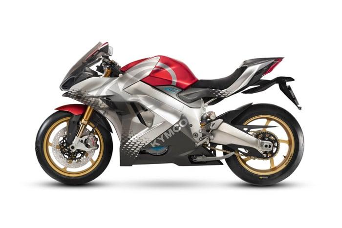 Mẫu xe siêu mô tô điện mang tên Supernex