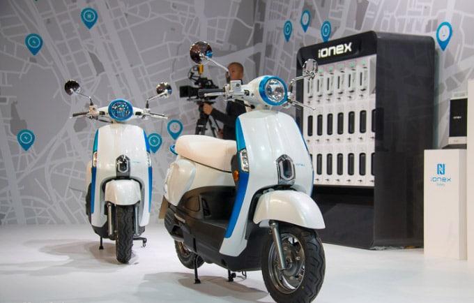 Mẫu xe điện Kymco nổi bật nhất trên thị trường hiện nay cùng trạm pin thay thế