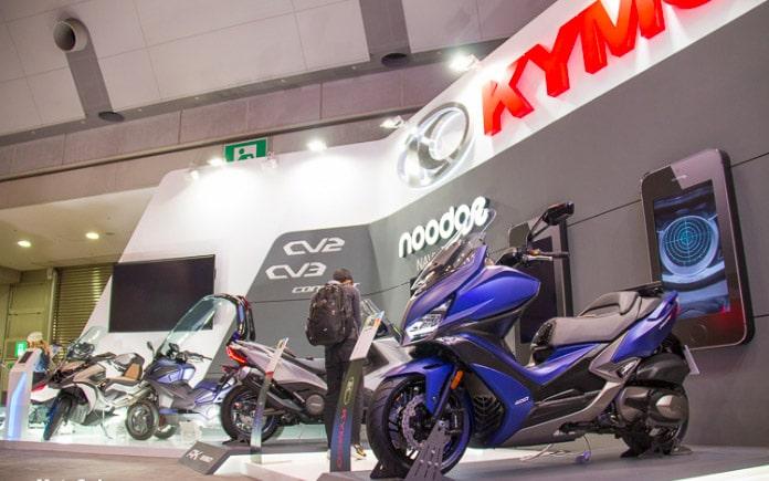 Tìm hiểu về thương hiệu xe điện Kymco
