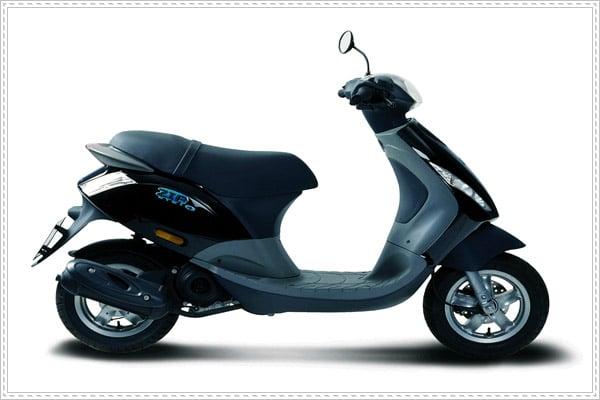Đánh giá động cơ xe Piaggio Zip 100