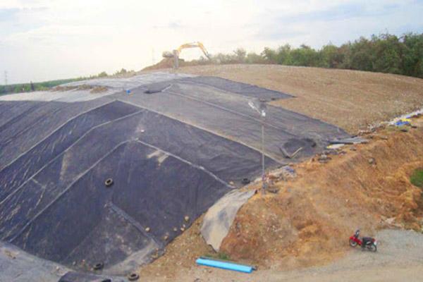 Phương pháp chôn lấp chất thải sinh hoạt