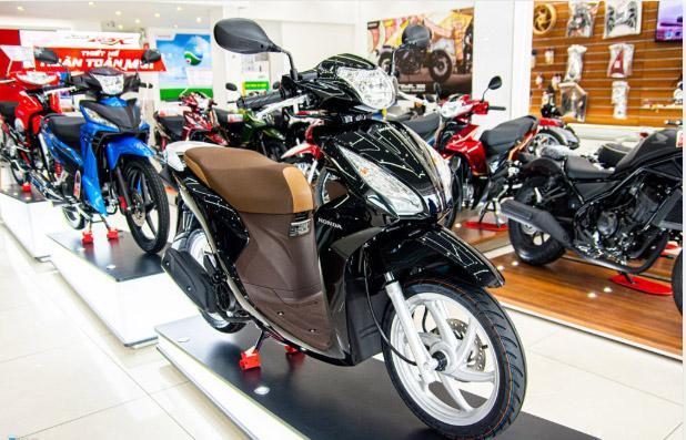 Honda Vision 2020 một trong những dòng xe tay ga tiết kiệm nhiên liệu