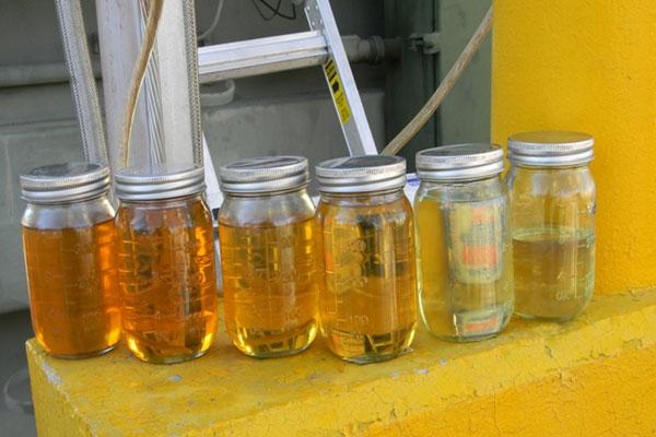 Tái chế dầu nhớt thải có tác dụng gì?