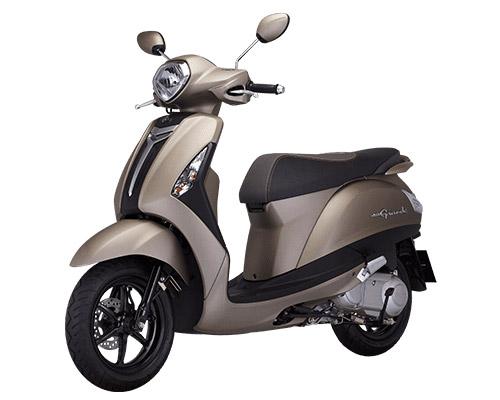 Yamaha Grande 2020 là mẫu xe không thể bỏ qua cho những cô nàng thích dòng xe cao cấp tầm trung và vừa muốn tiết kiệm nhiên liệu.