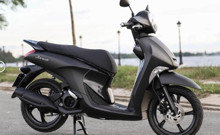 Yamaha Janus dòng xe không thể bỏ qua khi nói về vấn đề tiết kiệm xăng