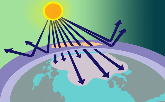 Thủng tầng ozon có tác hại gì?