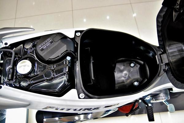 Bình xăng của Future 125 FI bao nhiêu lít?
