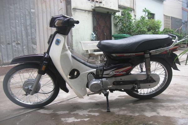 Cách kiểm tra Honda Dream cũ qua mức tiêu hao nhiên liệu