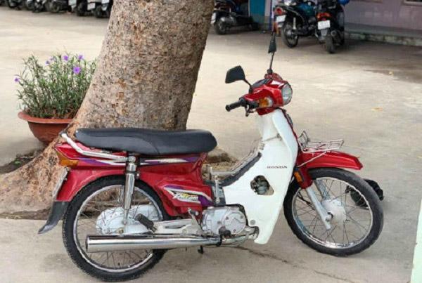 Mức tiêu hao nhiên liệu của Honda Dream
