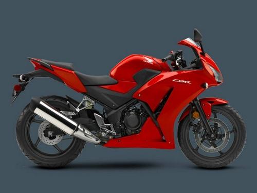 Honda CBR300R màu Đỏ đậm
