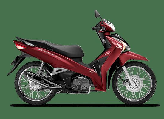 Mẫu xe Honda Future vành nan hoa
