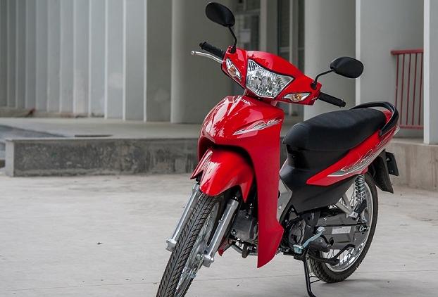 Đánh giá tổng quan về xe Honda Wave Alpha 2020
