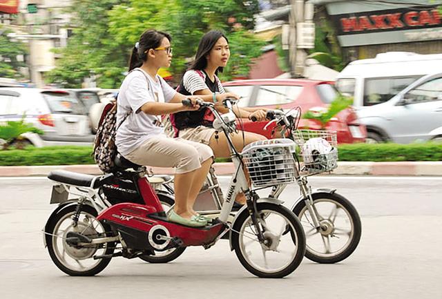 Những lý do để bạn nên sử dụng xe máy điện cũ