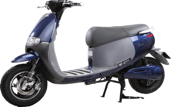 Gogo Dibao mẫu xe máy điện được nhiều người lựa chọn