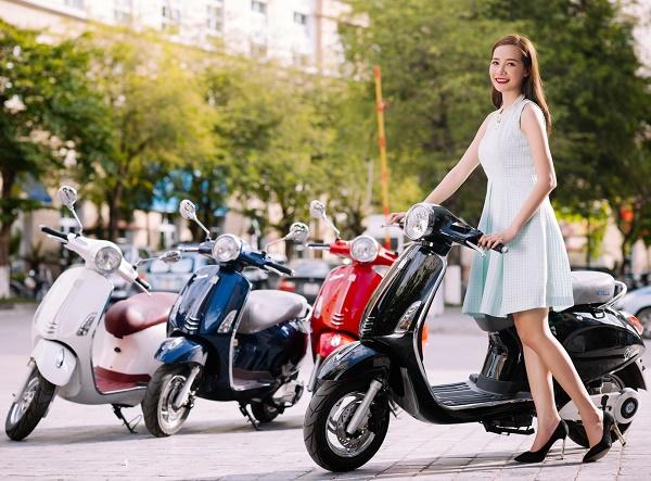 Xe máy điện đi được quãng đường xa hơn xe đạp điện