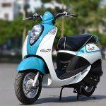 Thiết kế đẹp của xe 50cc Sym Elite