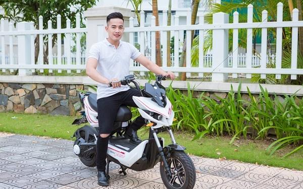 Mẫu xe điện mới nhất Jeek Man Dibao
