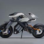 Xe Yamaha Motoroid được đánh giá cao ở nhiều nước.